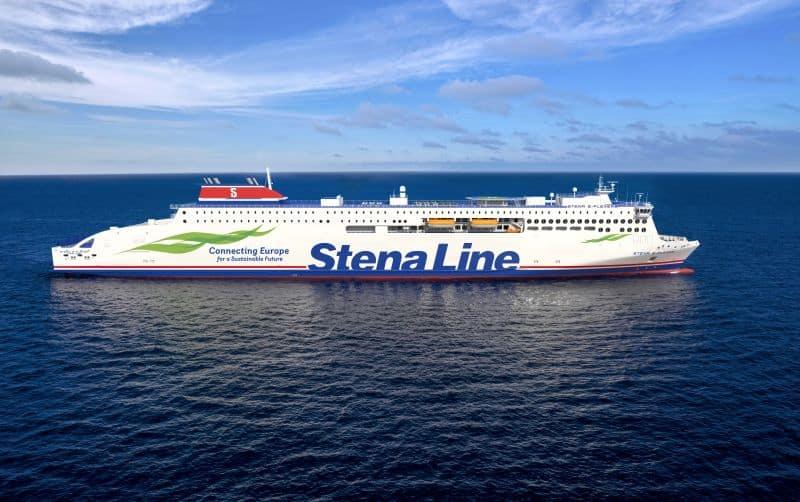 StenaLine E Flexer Long Photo Stena Line - Photographer - Mild Design-Stena Line