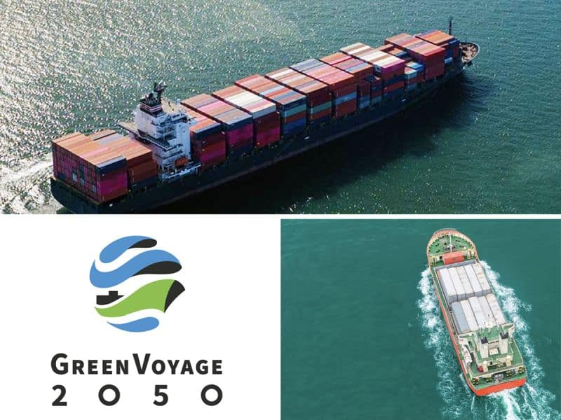 Additional funds for GreenVoyage2050