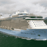 Spectrum of the seas - asia's largest cruise ship